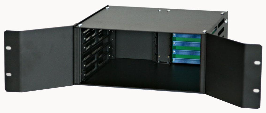 Оборудование гибкого мультиплексора - мини-крейт